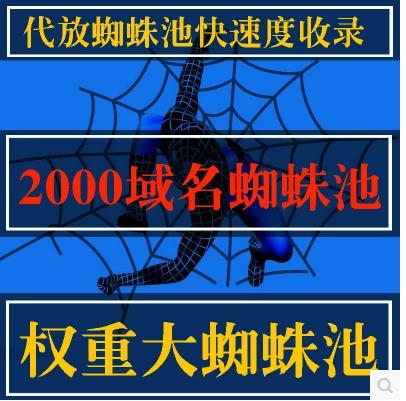 蜘蛛池出租SEO泛站群外推程序文章外链收录百度快速排名