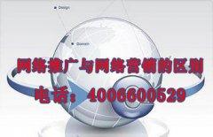 深圳云网客浅谈网络推广与网络营销的区别