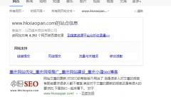 关于网站seo的各类收录问题
