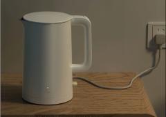 仅售149元!小米米家电水壶1S正式发布:容量超大,一键保温