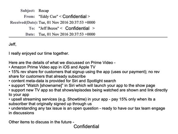 内部邮件曝光:苹果CEO库克被指公开撒谎