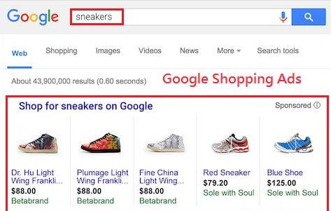 利用Google购物广告免费获得巨大流量操作教程