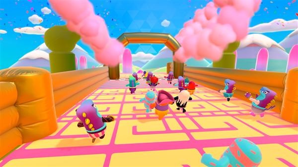 下载量历史最高 《糖豆人》成最受欢迎的PS Plus游戏