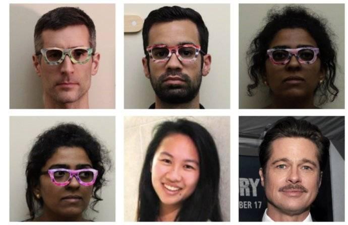 """黑客用一副纸眼镜,就能""""弄瞎""""人脸识别算法"""