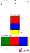 微信小程序scroll-view组件详解