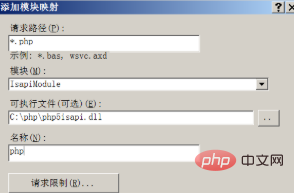 iis如何支持php