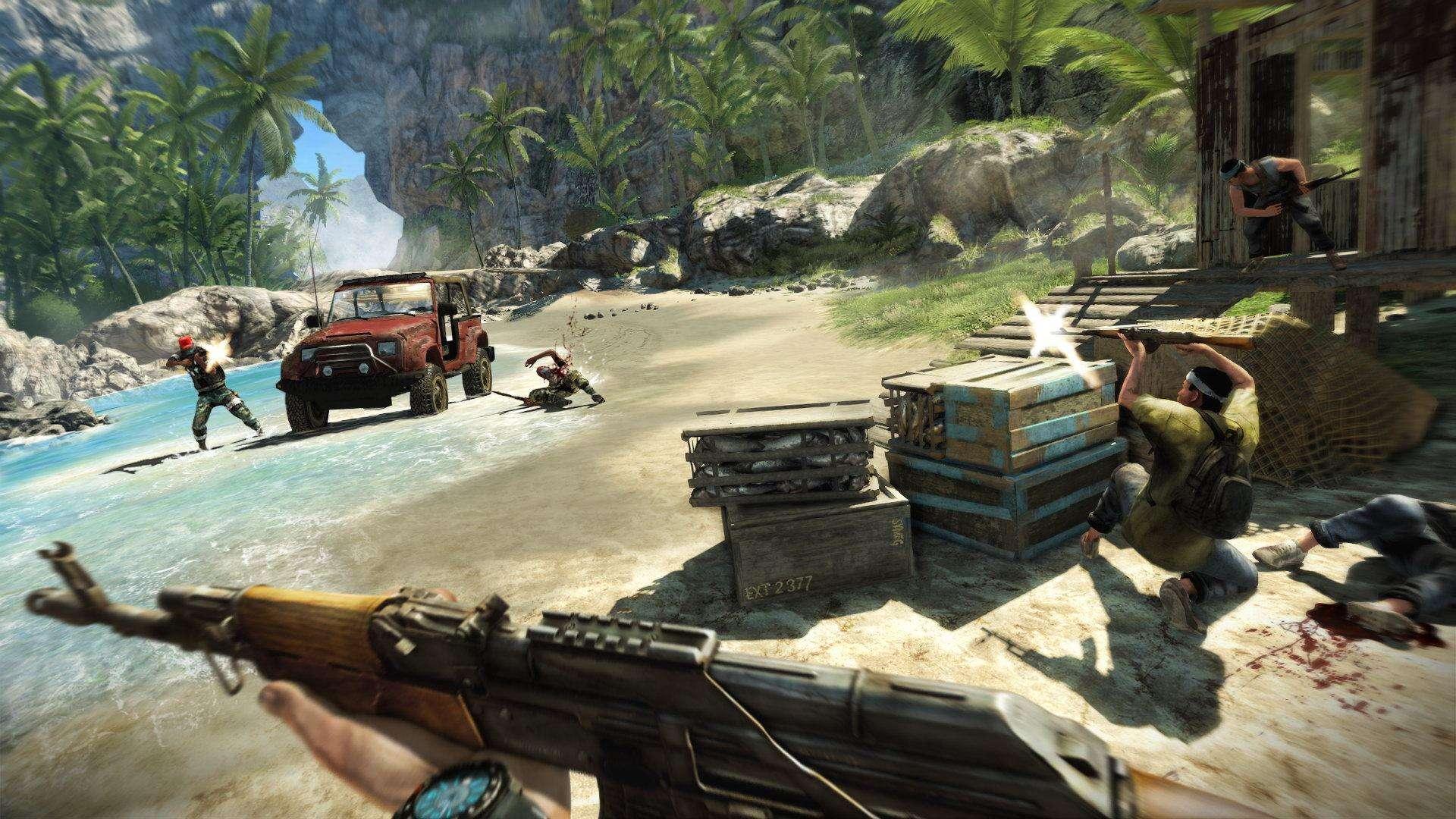 孤岛惊魂3游戏电脑配置要求