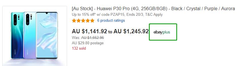 成为eBay Plus卖家,占领澳大利亚站点Deals促销C位