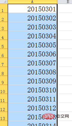 excel怎么输入日期年月日分隔符?