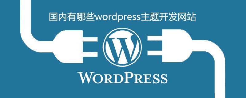 国内有哪些wordpress主题开发网站