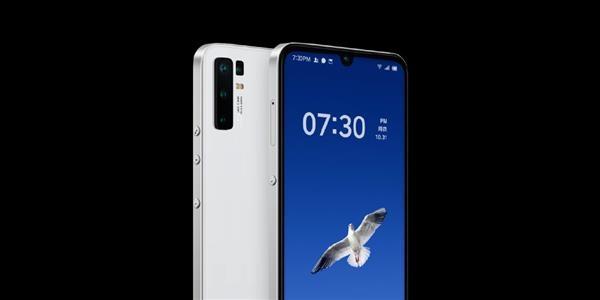 憋大招!吴德周微博互动华为官微:下一代坚果手机或有重大创新 手机不只是手机