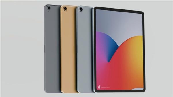 iPad Air 4曝光:10.8寸全面屏设计、价格涨了