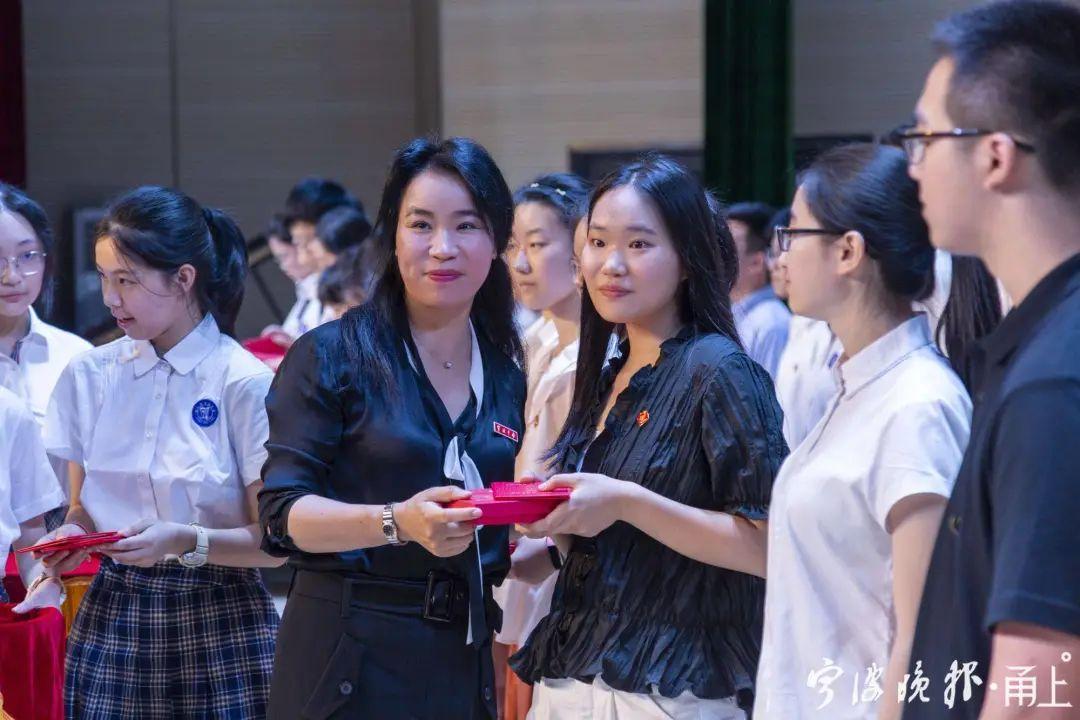 宁波高三女生被剑桥录取,还将获近200万元奖学金