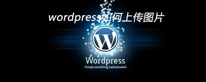 wordpress如何上传图片