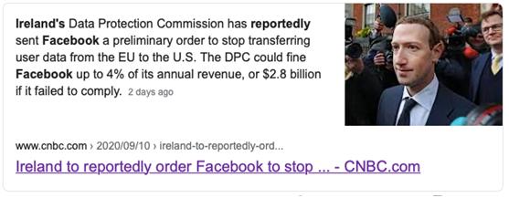 5万亿互联网巨头出大事 或被重罚近200亿 6天蒸发7200亿