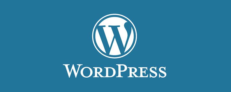 wordpress视频教程(免费分享)