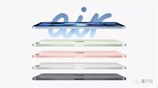 苹果发布全球首款5nm芯片A14!性能提升40%,新iPad Air率先搭载