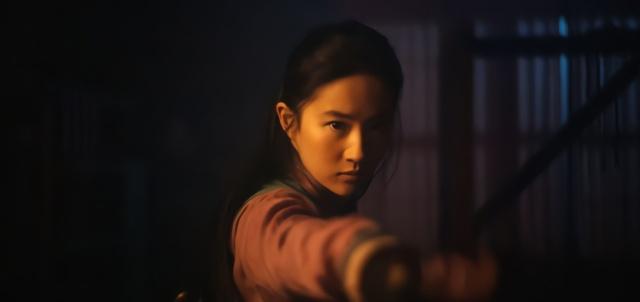 刘亦菲版《花木兰》盗版疯传 评分扑街