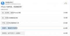 转转联合科技焦点NET调研:仅3成受访者表示iPhone12一发售就购买