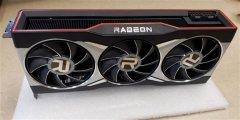 AMD RX 6900 XT真卡首曝:散热开孔都还没做完