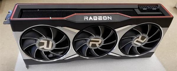 "AMD RX 6900显卡实拍照曝光:双""煤气灶""版本也来了"