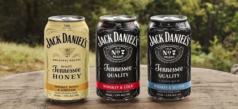 预调酒,低度酒,年轻人摸不准的新胃口
