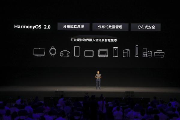 专访华为王成录:如HarmonyOS成功 未来移动产业属于中国