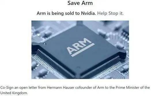 ARM的假自主 英伟达的真可控