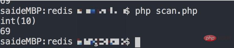 Redis 中如何使用 scan 替换 keys