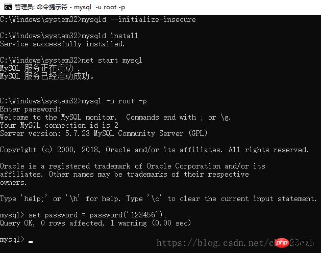 怎么下载安装mysql?mysql下载安装详情教程