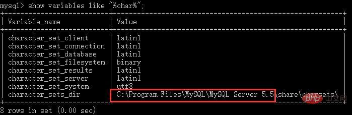 怎么看mysql安装路径