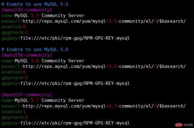 linux源码安装mysql5.7