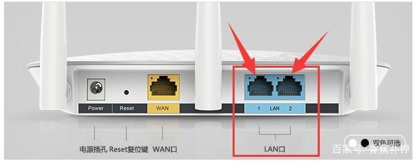 家用wifi无线路由器如何设置,一分钟教会你