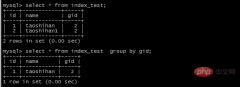 在MySQL 5.7上使用group by语句出现1055错误问题