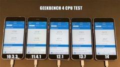 实测:苹果 iOS 14 不会降低 iPhone 6s 的性能