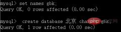 MySQL 教程之SQL库的基础操作