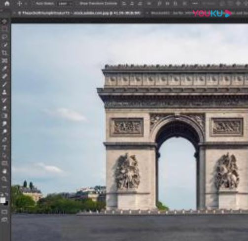 Photoshop AI新功能让你点几下鼠标就能替换天空