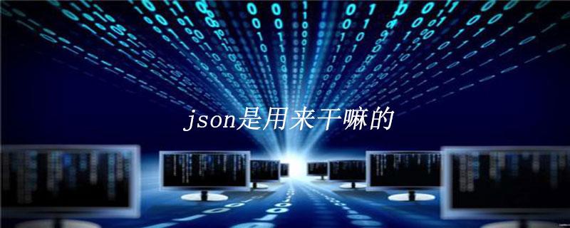 json是什么