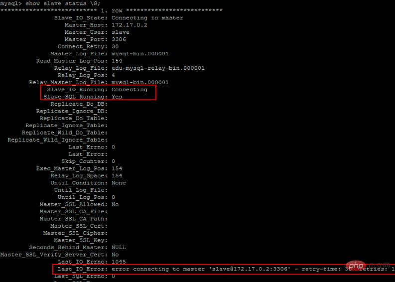 基于Docker的MySQL主从复制搭建及原理