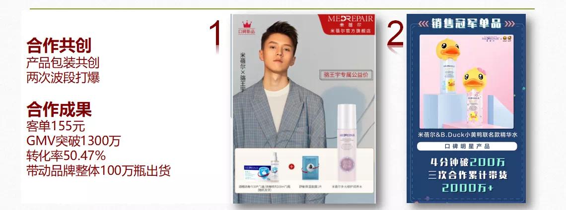 单条视频带货1300W,骆王宇首度公开与品牌共创的底层逻辑