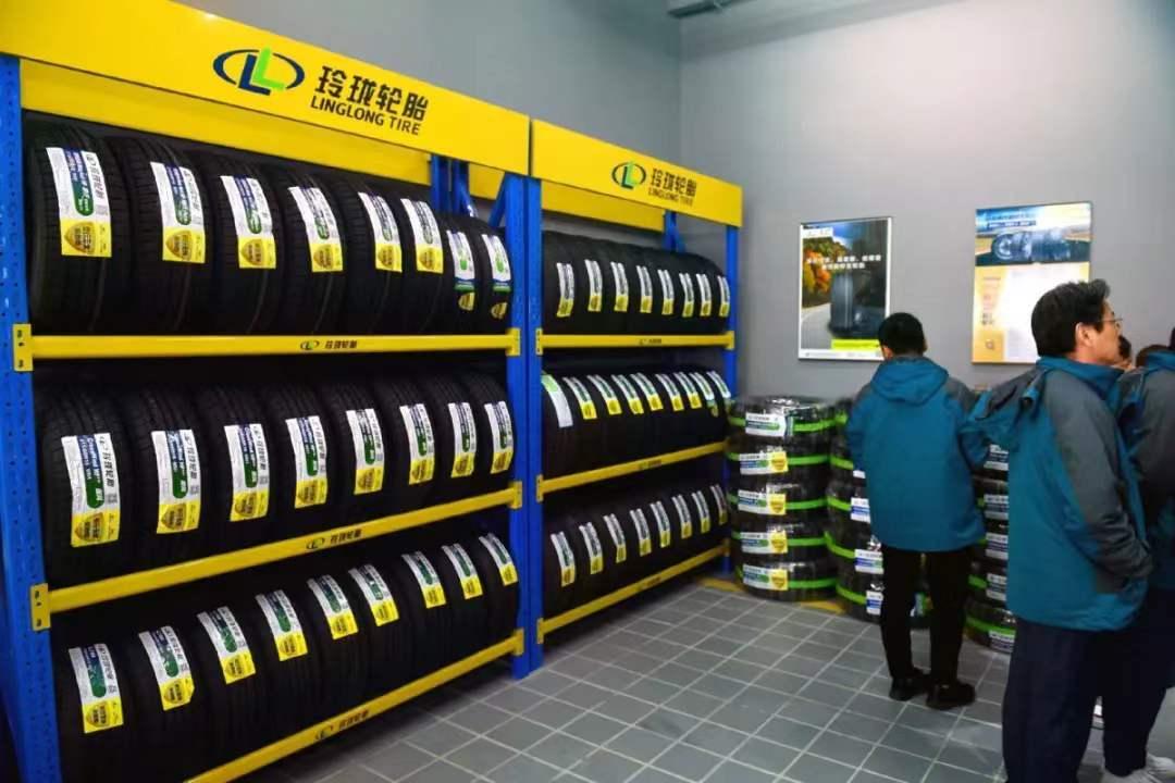 中国轮胎之王出现:一年卖出轮胎近6千万条,市占率高达10%