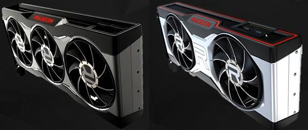 美蛋抢跑AMD RX 6900 XT、6800XT、6700XT:规格参数曝光
