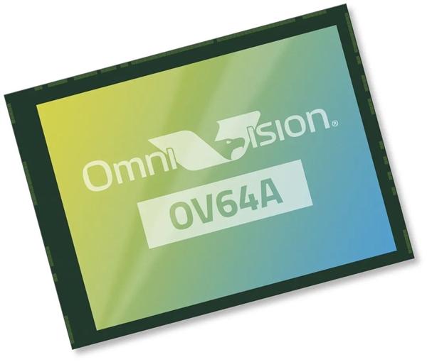 全球首款!豪威推1.0微米6400万像素CMOS:支持四合一、弱光性能大增
