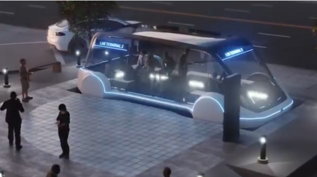 特斯拉电动巴士将登场?马斯克发推文暗示后火速删除