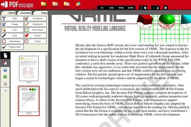 7个最佳免费PDF编辑器