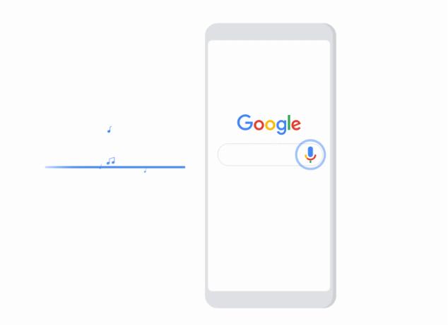 谷歌APP更新功能,可通过哼唱、吹口哨或唱歌来匹配歌曲