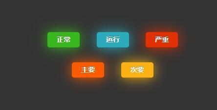 推荐一款酷炫闪烁的告警按钮
