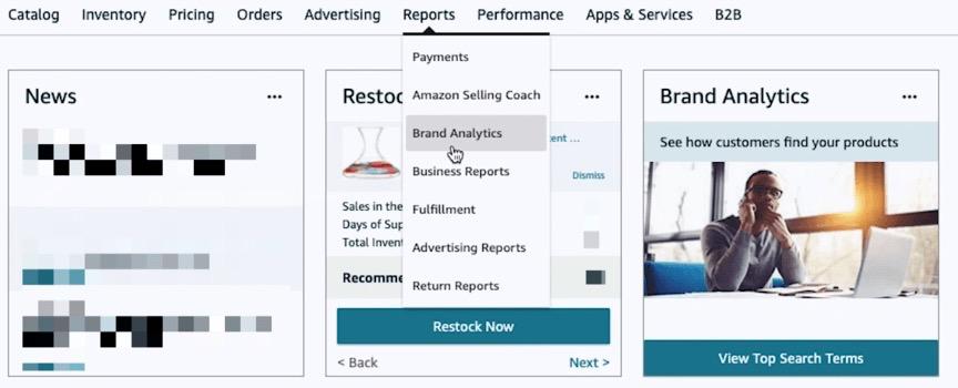 [指南]亚马逊品牌分析:如何使用亚马逊分析