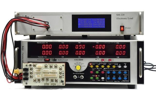 500W电源横评:交叉负载放倒3款产品