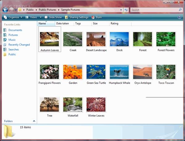 同意吗?Vista是迄今最漂亮的Windows操作系统
